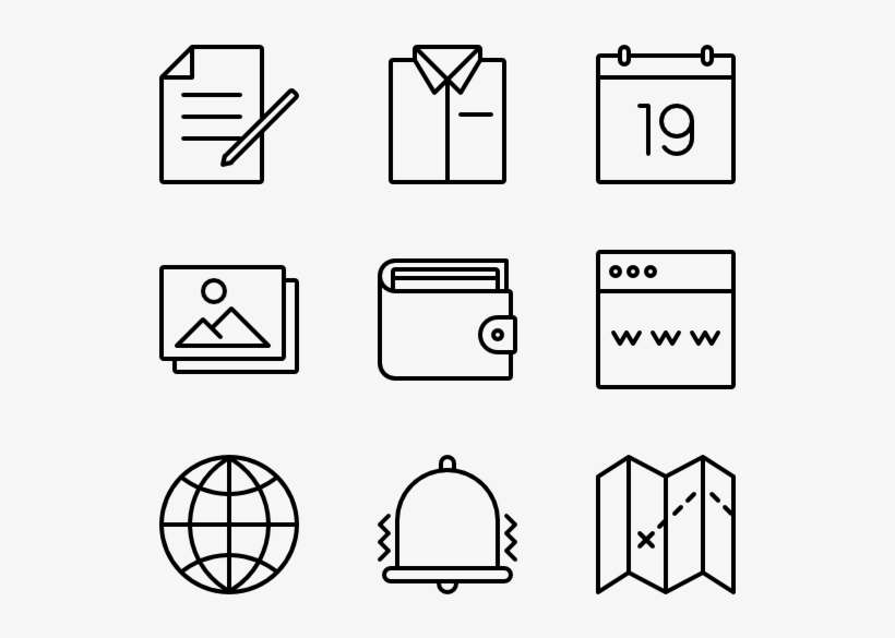 Business Icons Png Kitchen Icon Png Png Image Transparent Png Free Download On Seekpng