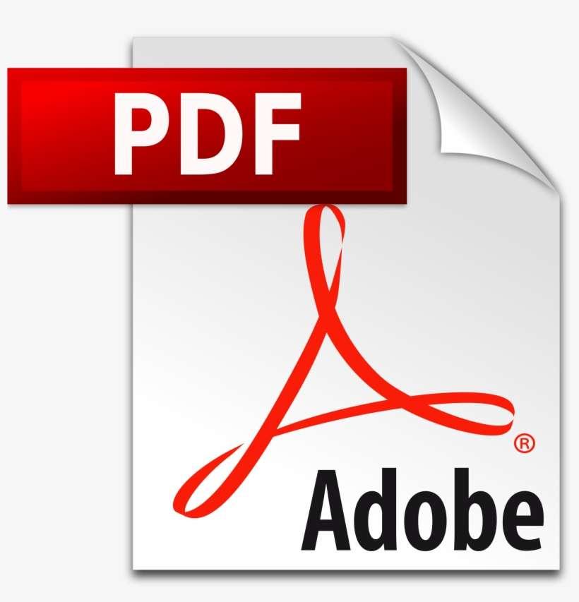 Adobe Acrobat Pdf Logo Icon - Adobe Pdf Icon@seekpng.com