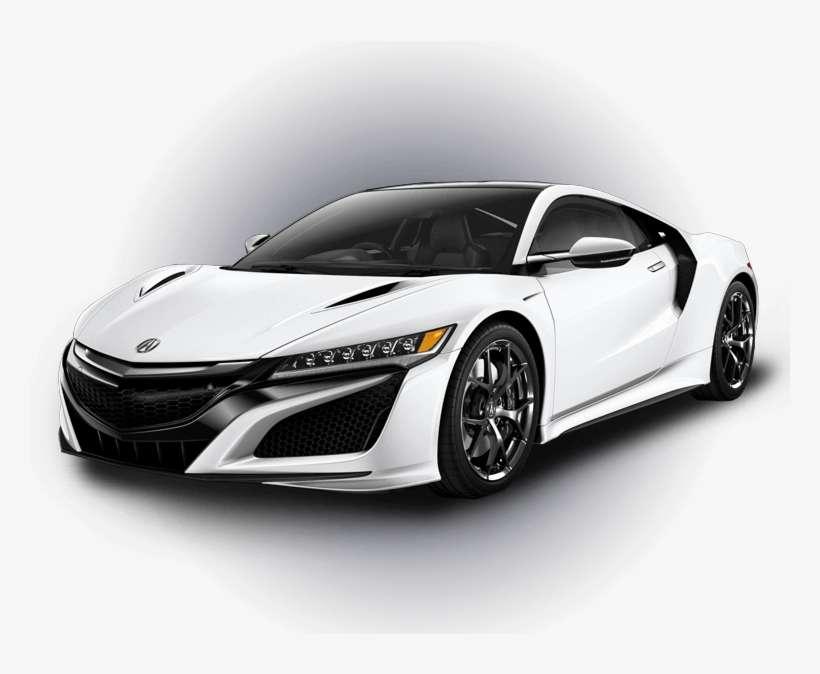 Acura Supercar Michigan Dealers Luxury Sports Honda Nsx 2018 White