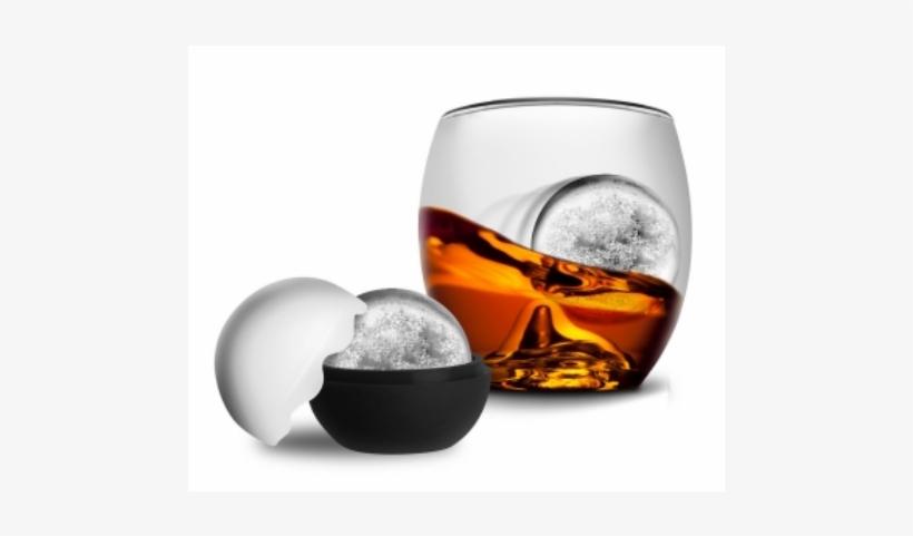 Final Touch Rum Roller Glass