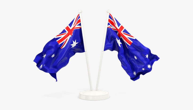 Waving Flag Australia Flag Png Png Image Transparent Png Free Download On Seekpng