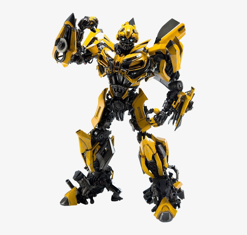 Transformers Figure Collection Bumblebee Mini Gomme Figure
