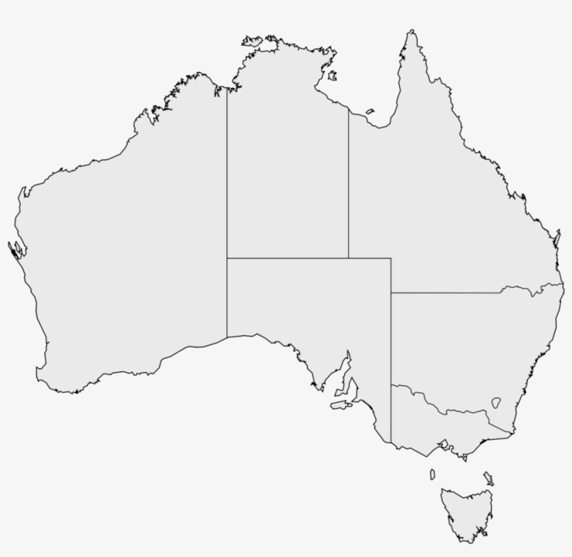 Australia Map Svg.2000px Australia Map 2c States Svg In Australia Map Wanna Know How
