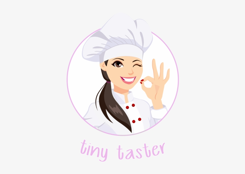 Chef Mujer Png - Chef Girl Logo PNG Image
