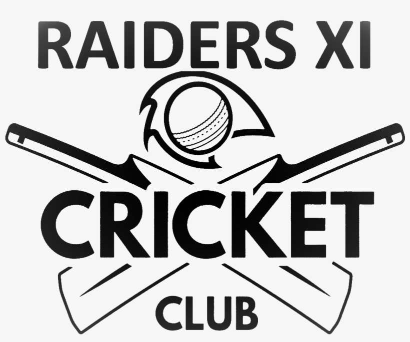 Raiders Xı Cricket Club Png Logo - Cricket Jersey Logo Design PNG