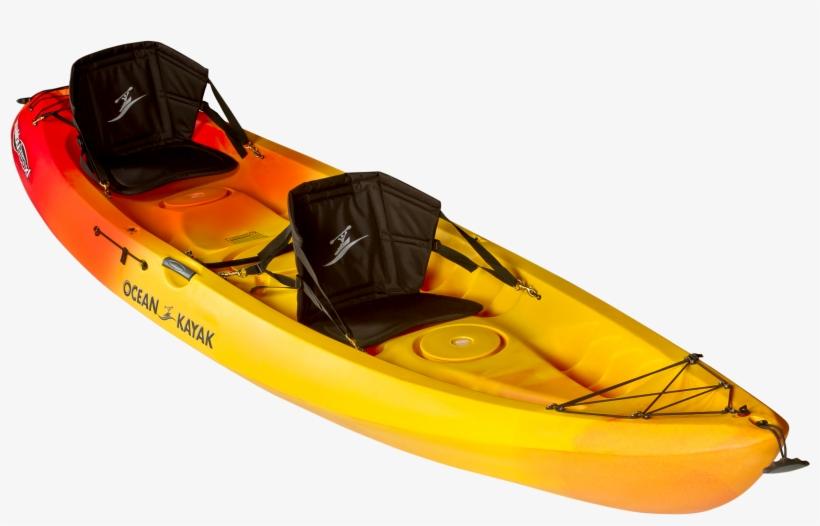 Kayak Rentals From San Juan Island - Ocean Kayak Malibu Two