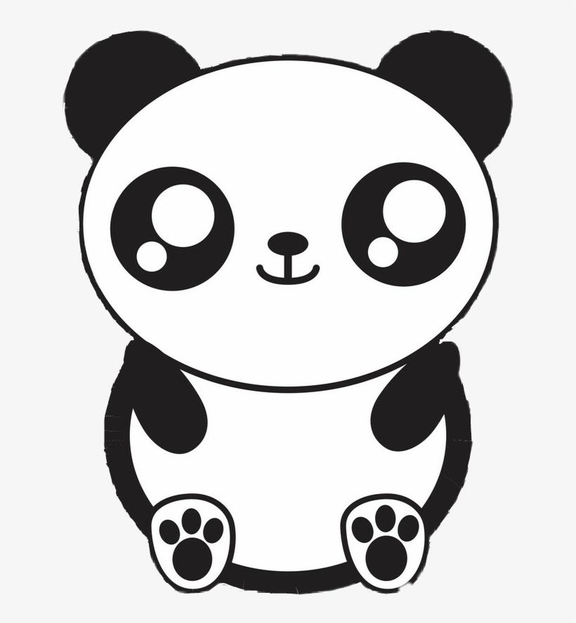 Panda Cute Drawings Of Animals