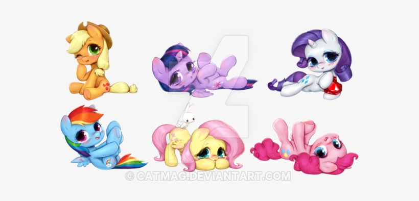 My Little Pony Characters Png Photo My Little Pony Chibi Fluttershy Png Image Transparent Png Free Download On Seekpng
