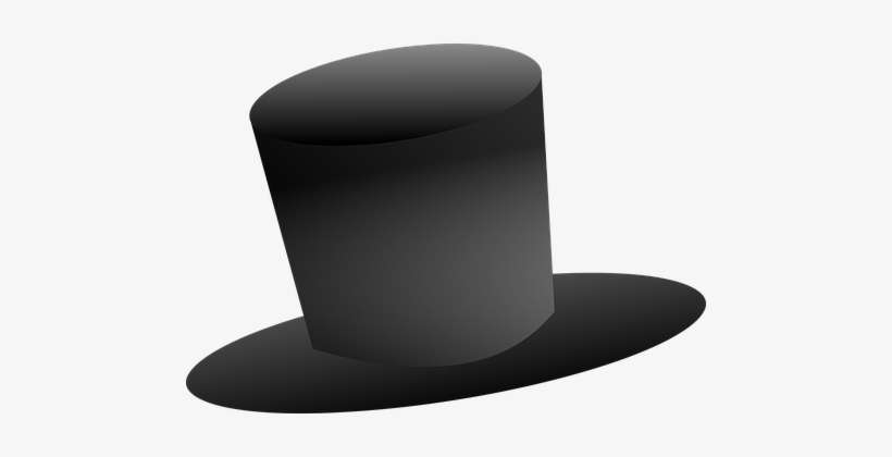 a23046210fc9f Top Hat Hat Vintage Style Classic Gentlema - Top Hat Clipart No Background