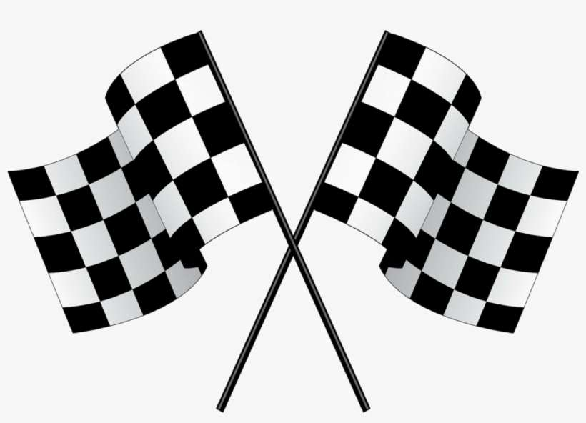 Nascar Checkered Flag Clip Art
