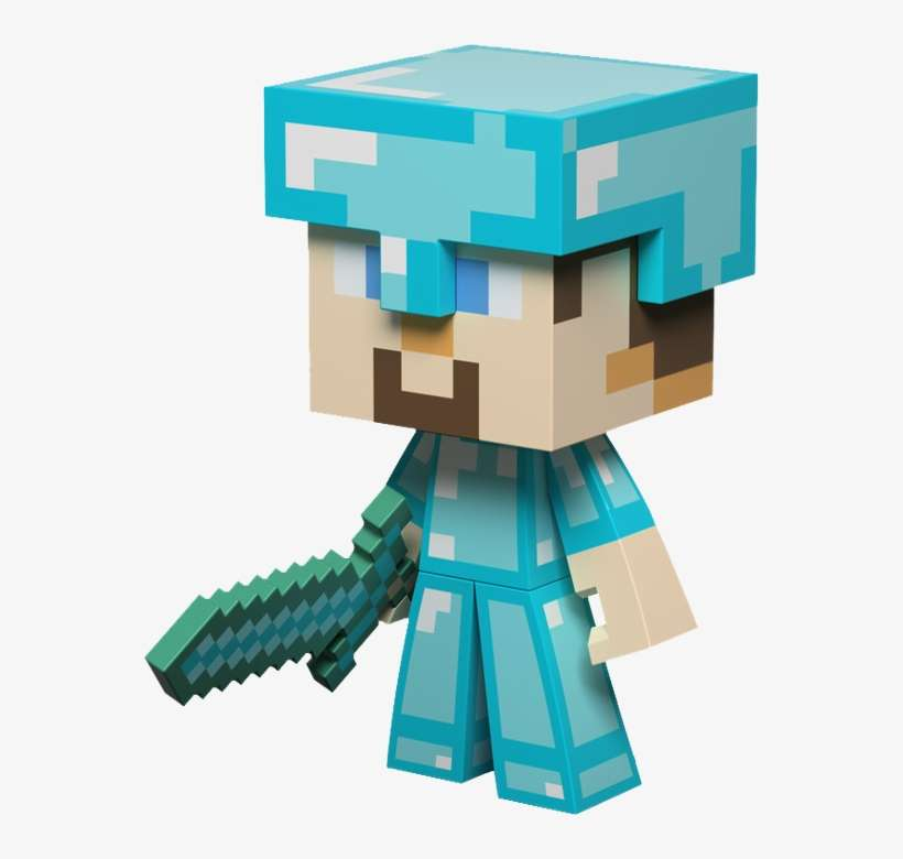 Minecraft Steve Png Images Png Cliparts Free Download On Seekpng