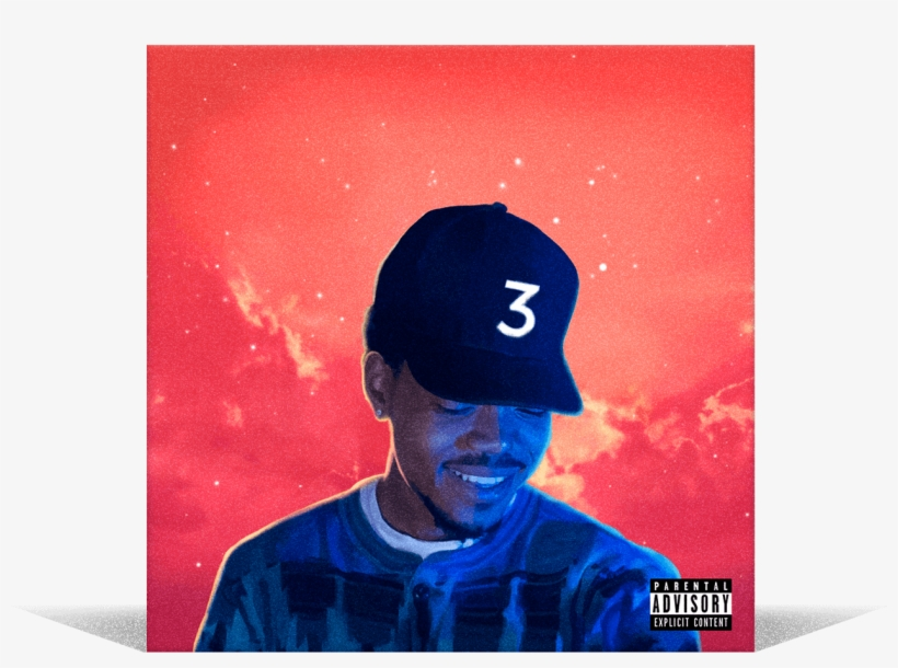 Chance The Rapper Coloring Book Album Cover Png Image Transparent Png Free Download On Seekpng