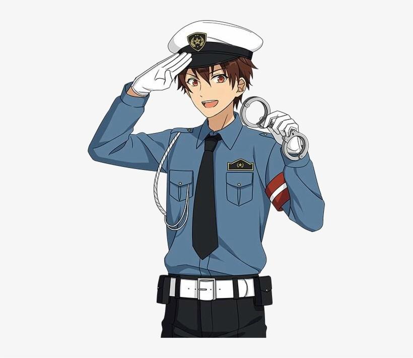 Anime Police