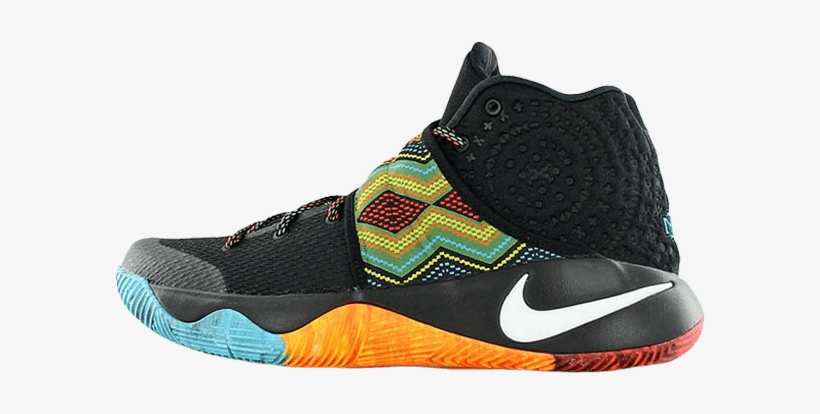 newest aa3ac 7e674 The Nike Kyrie 2 Bhm Black Is Scheduled To Release - Kyrie 2 Png,  transparent