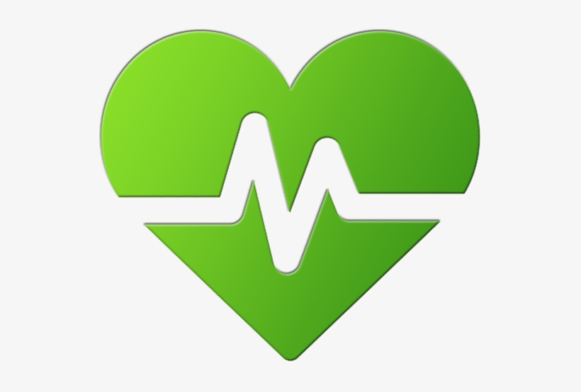 Healthy Icon Png Download Heart Rate Vector Png Png Image Transparent Png Free Download On Seekpng