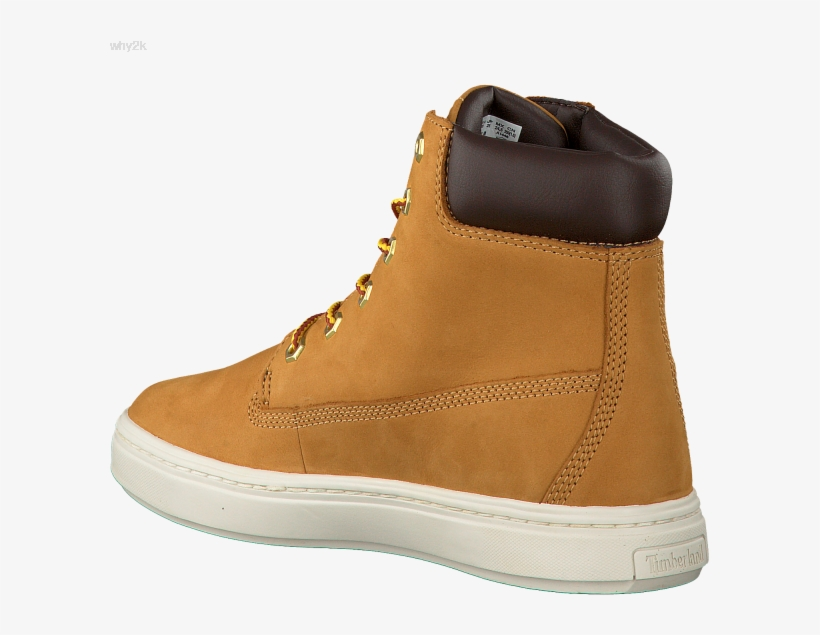 Camel Timberland Lace-up Boots Londyn 6