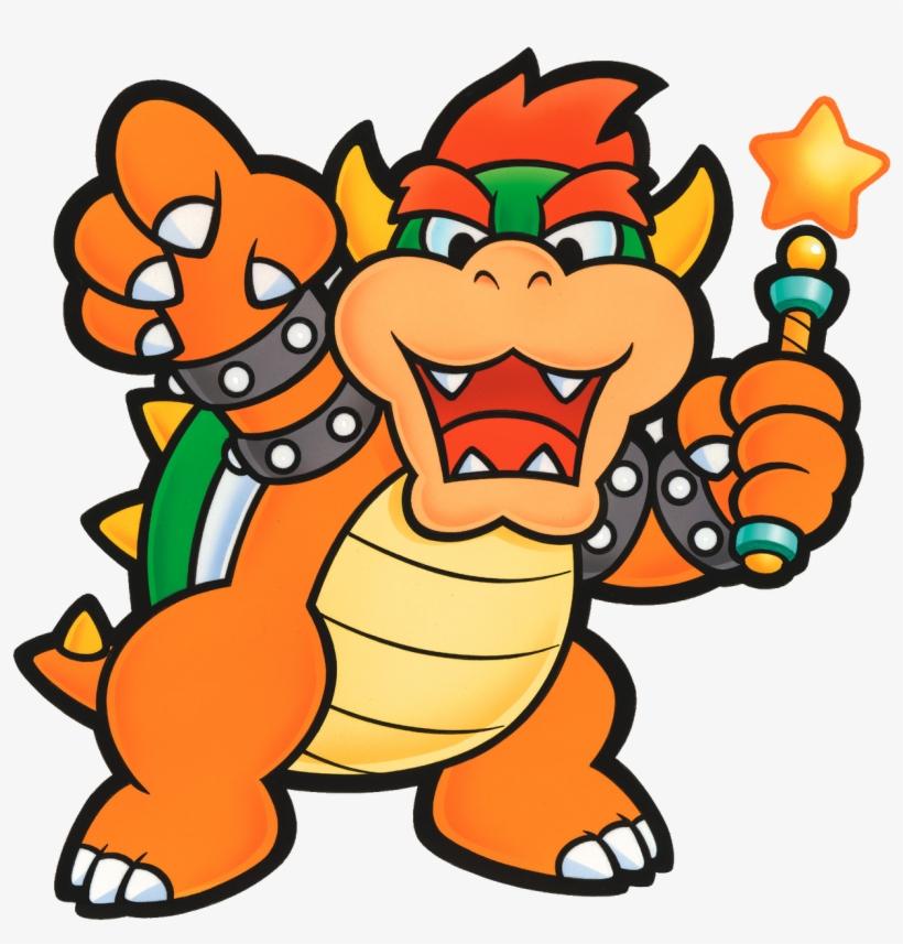 Super Mario Fact Paper Mario Characters 64 Png Image