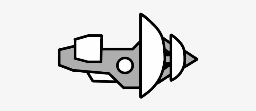 Ship20 Geometry Dash Vault Ship Png Image Transparent Png Free Download On Seekpng