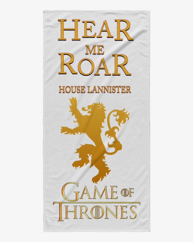 Hear Me Road House Lannister