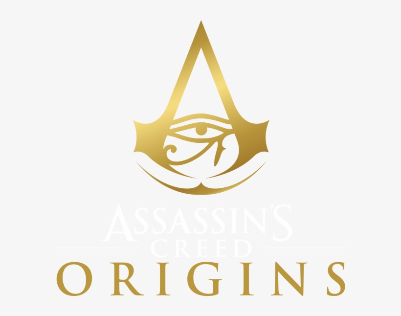 Assassin S Creed Origins Logo Png Image Transparent Png Free