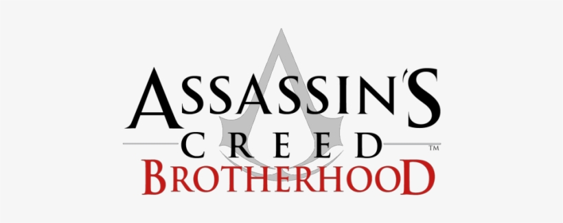 Assassin S Creed Assassin S Creed 1 Brotherhood Png Image