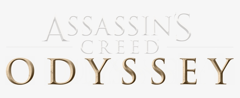 Assassin S Creed Odyssey Assassin S Creed Odyssey Logo Png Png