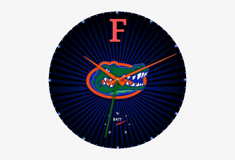 Florida Gators - Durable Florida Gators Metal License Plate