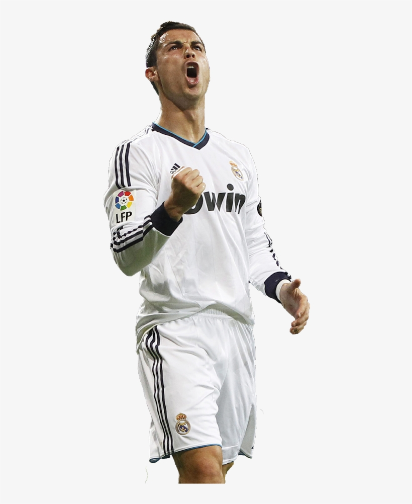 Cristiano Ronaldo Png Image Transparent Png Free Download On Seekpng