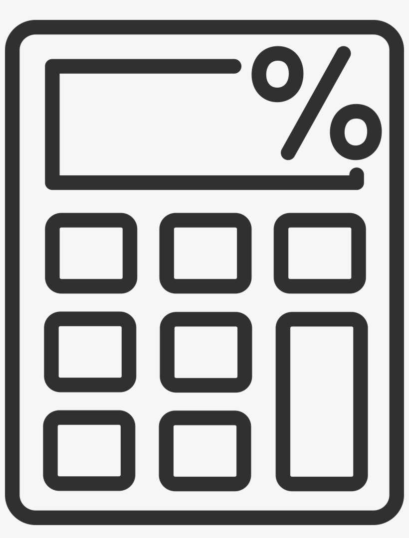 Calculators - Calculator Icon Png PNG Image | Transparent