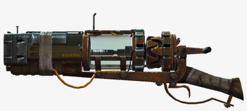 laser rifle fallout 4