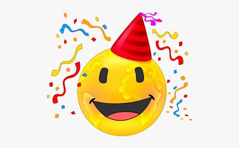 Birthday Emoji Copy And Paste World Day 2018 Png Image Rh Seekpng Com Cake Art Happy