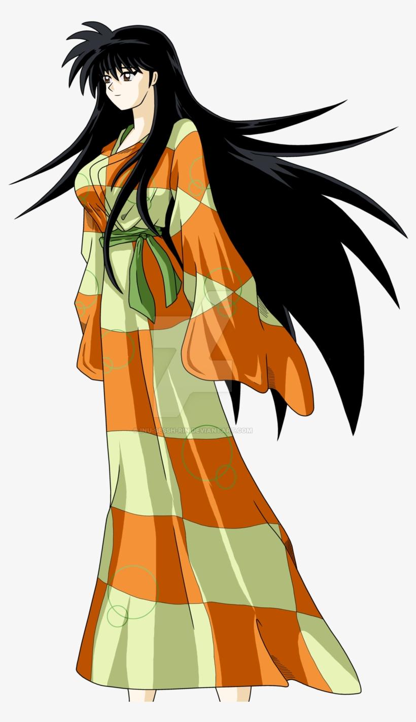 Inuyasha Drawing Rin Rin Inuyasha Png Image Transparent Png Free