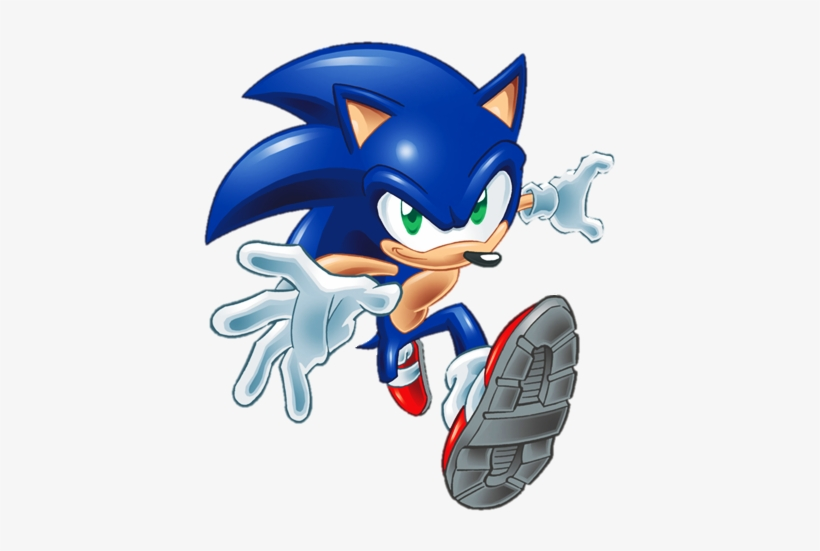 No Caption Provided Sonic The Hedgehog Archie Sonic Png Image Transparent Png Free Download On Seekpng