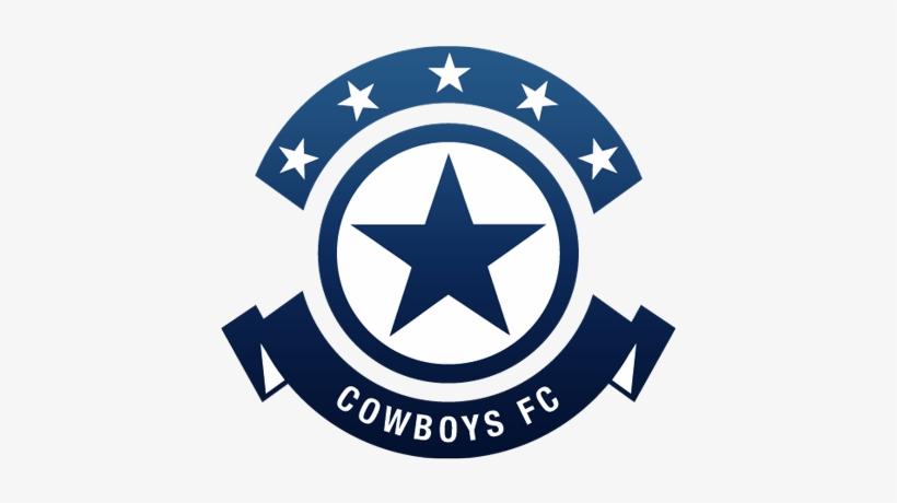 Dallas Cowboys Fc American Football Soccer Logos Png Image Transparent Png Free Download On Seekpng