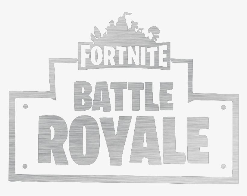 Fortnite Battle Royale Logo Png Image Transparent Png Free