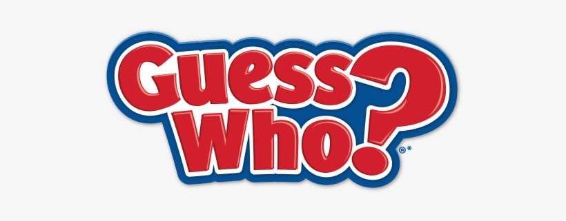 Guess Who - Hasbro Guess Who Game@seekpng.com