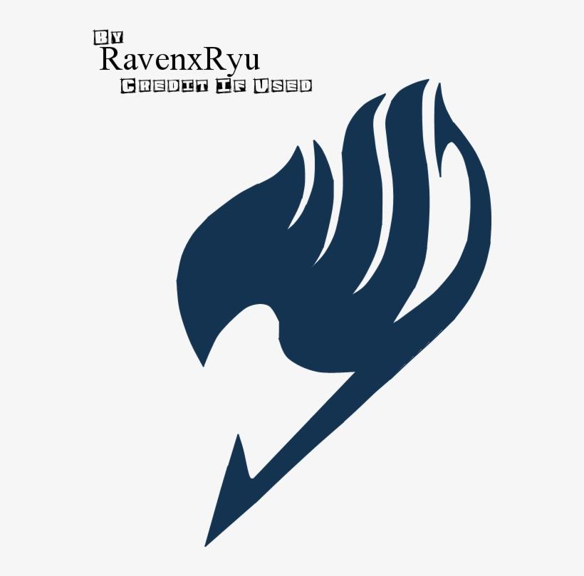 Blue Fairy Tail Symbol Tattoo Design By Ravenxryu Grey