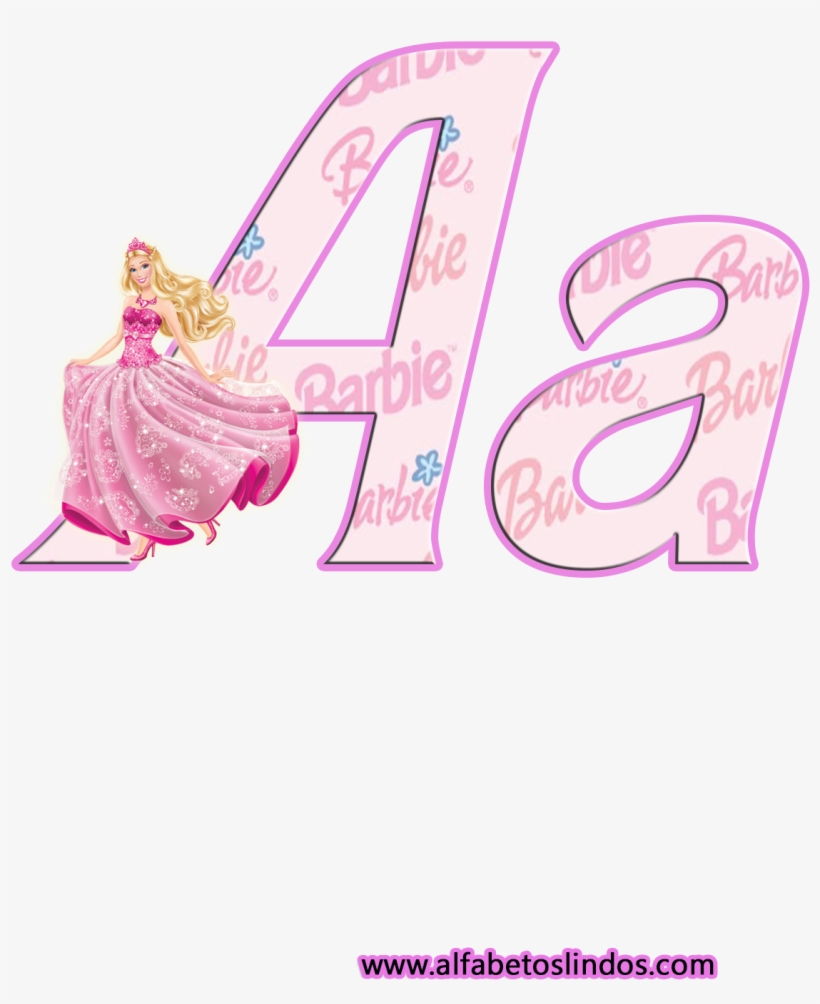 Alphabet Letters Printable Letters Alphabet And Numbers Barbie Princess And The Popstar Colouring Book Png Image Transparent Png Free Download On Seekpng