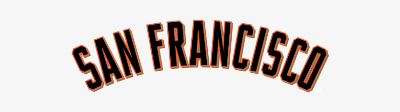 Sf Giants Jersey Logo Png Image Transparent Png Free