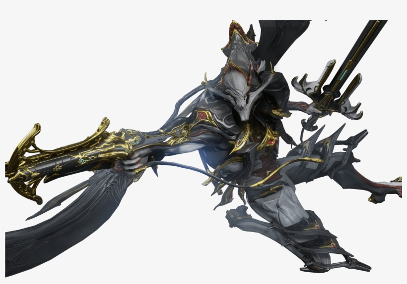 Warframe Png File - Nekros Prime Weapons PNG Image