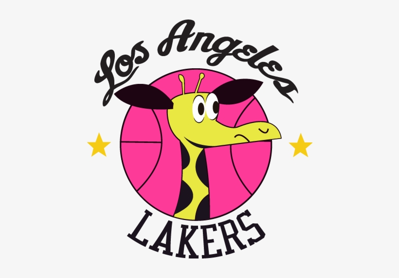 Old Lakers Logo Logos And Uniforms Of The Los Angeles