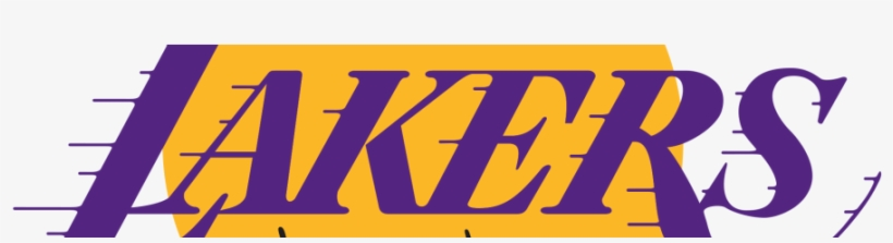 La Lakers Logo Los Angeles Lakers Outline Png Image Transparent Png Free Download On Seekpng