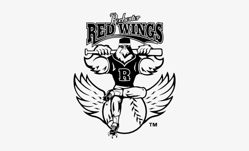 Report Rochester Red Wings Coloring Pages Png Image