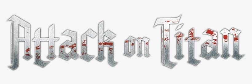 Attack On Titan Image Attack Of Titan Font Png Image Transparent Png Free Download On Seekpng