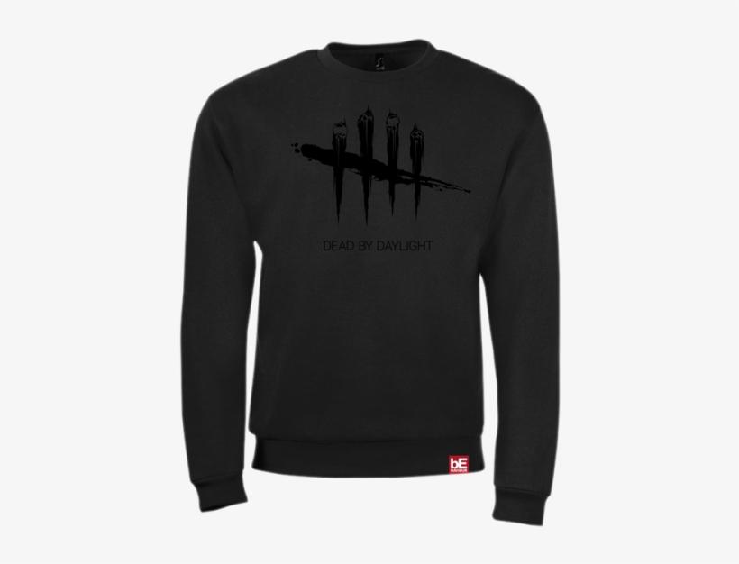 Dead By Daylight Logo Sweater Black On Black Junior True Religion Sweatshirt Png Image Transparent Png Free Download On Seekpng Dead by daylight, the huntress, fan art, digital art, vector. seekpng