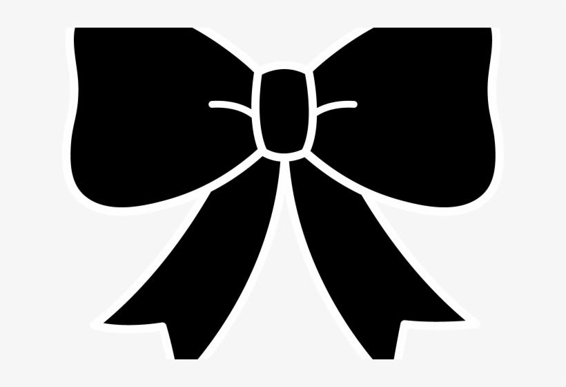 Bow Clipart Cute - Hair Bow Clipart@seekpng.com