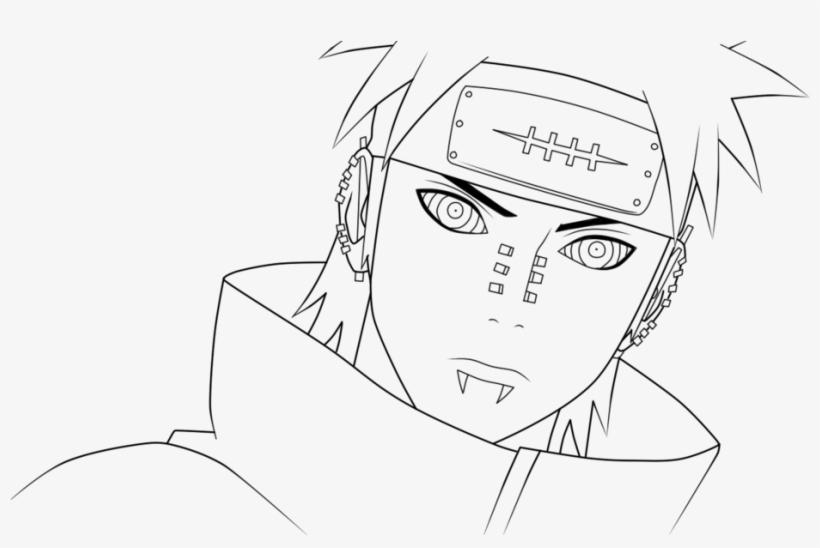 Pain Naruto Drawing At Getdrawings