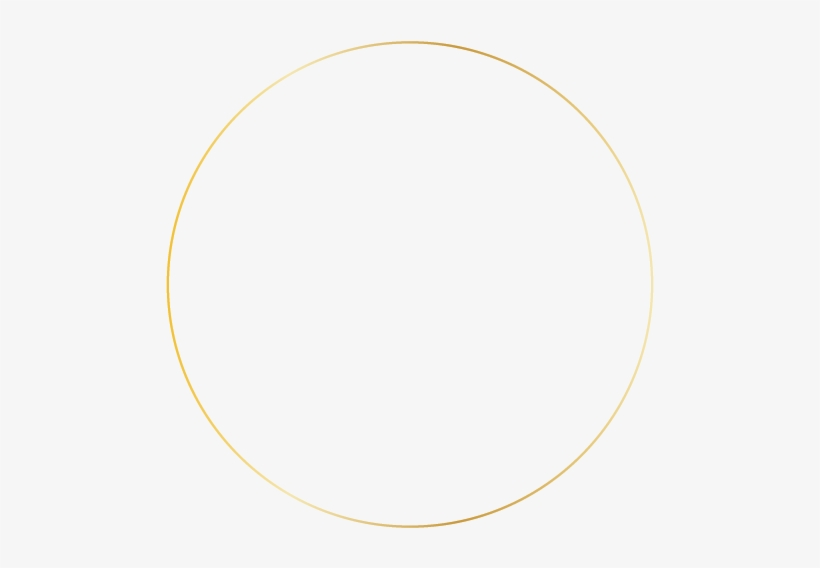Furbabies 🐶 - Gold Circle Logo Png PNG Image   Transparent