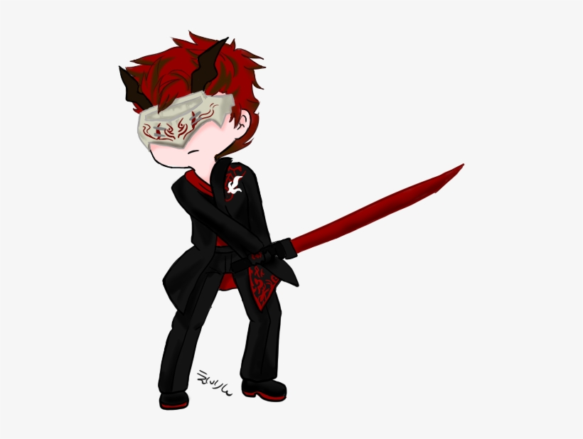 Image Freeuse Library Adam Chibi By Eirintokigawa On - Adam Taurus