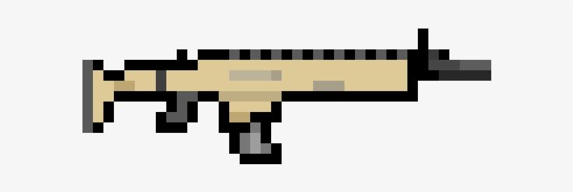 Scar Fortnite Pixel Art Png Image Transparent Png Free